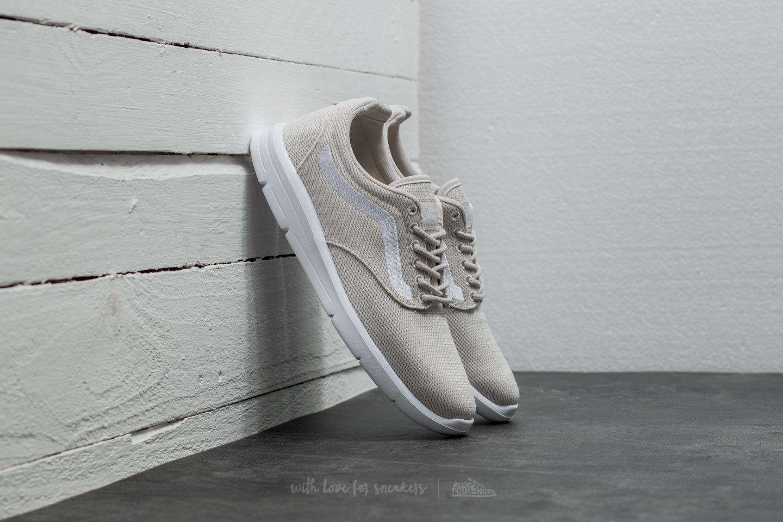 e5a0f84f3c9 Vans Iso 1.5 (Mesh) Birch  True White