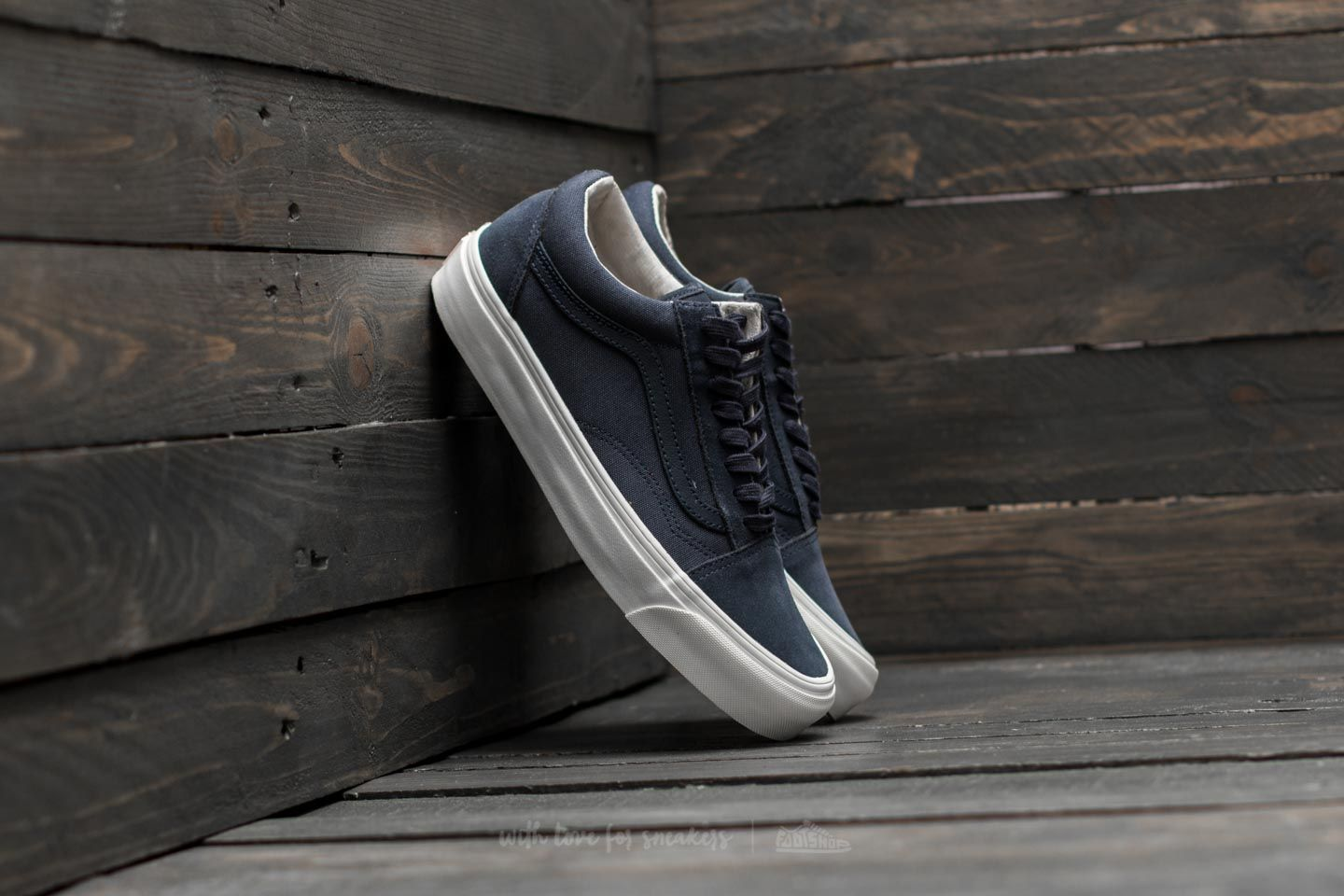 3f27c48e1e83 Vans OG Old Skool LX (Suede  Canvas) Parisian Night