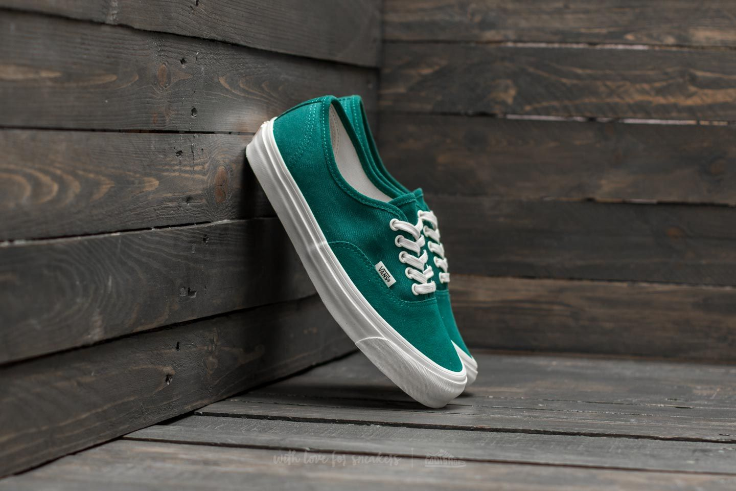 Vans OG Authentic LX (Suede/ Canvas) Storm