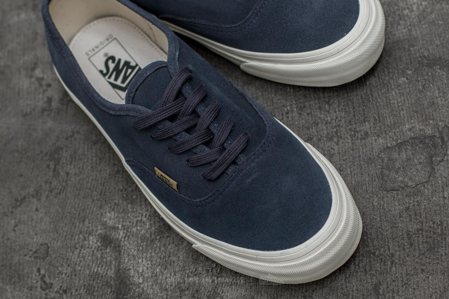Vans OG Authentic LX (Suede) Parisian Night | Footshop
