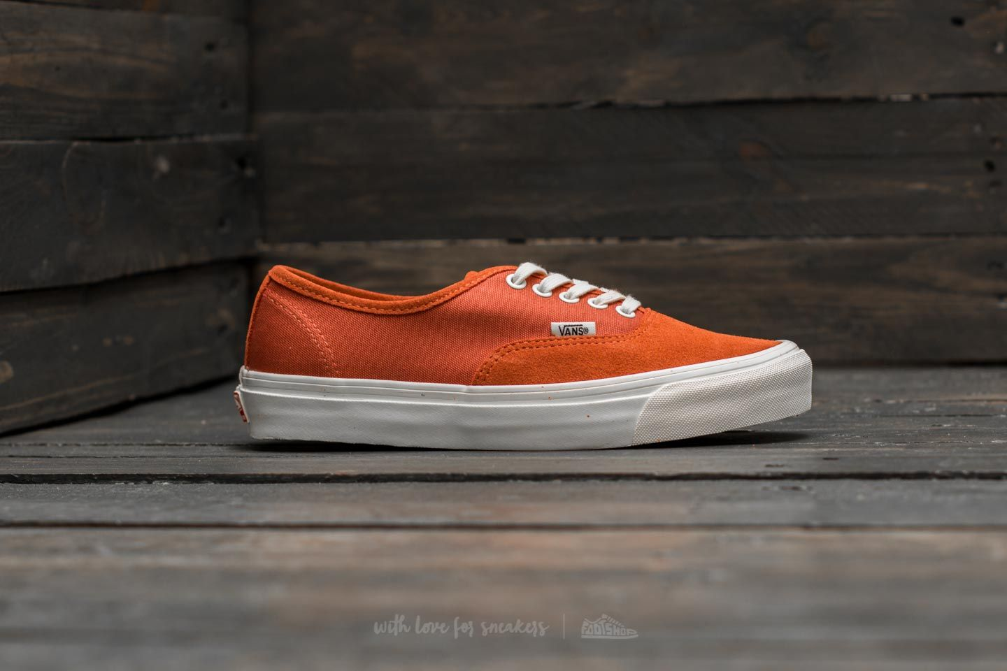e1320e040be Vans OG Authentic LX (Suede  Canvas) Autumn Glaze at a great price £