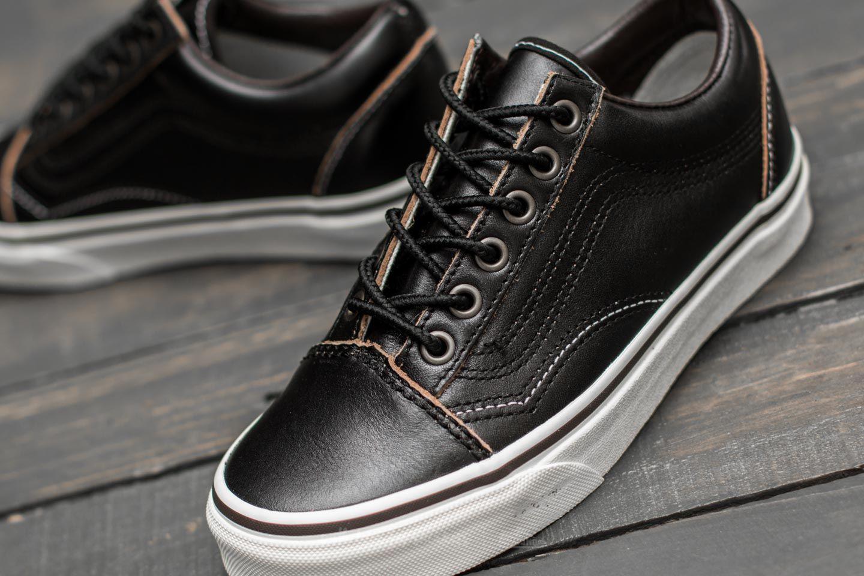 Vans Old Skool (Ground Breakers) Black Marshmallow   Footshop