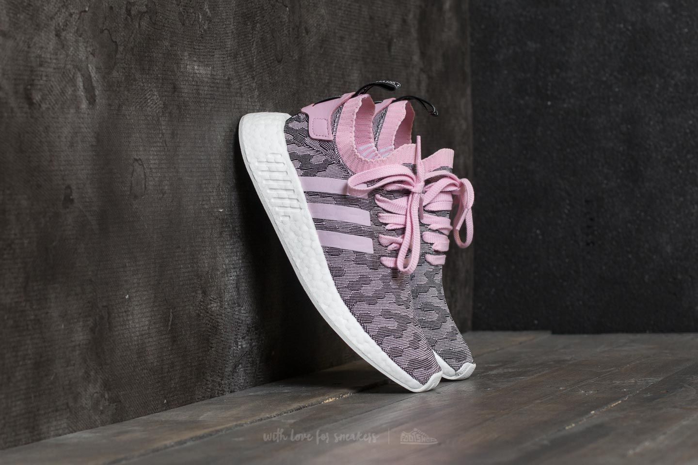415e3c8507a00 adidas NMD R2 Primeknit W Wonder Pink  Wonder Pink  Core Black ...