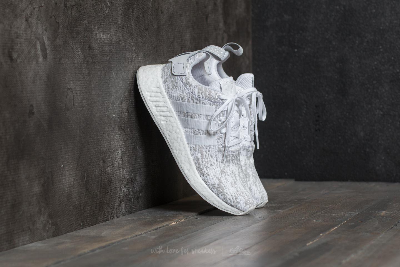 adidas NMD_R2 W Footwear White/ Grey Two | Footshop