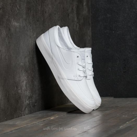 peine Testificar exposición  Men's shoes Nike Zoom Stefan Janoski Elite HT White/ White/ Sail/ Pure  Platinum | Footshop