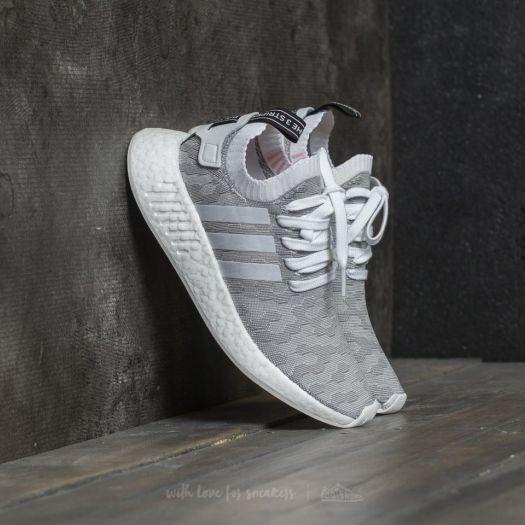 adidas NMD_R2 Primeknit W Footwear White Core Black