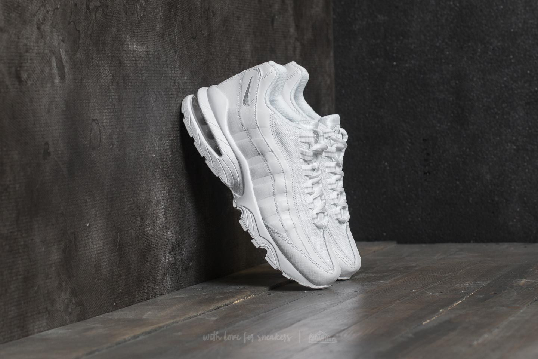 promo code 98c2d f2626 Nike Air Max  95 (GS) White  White-White