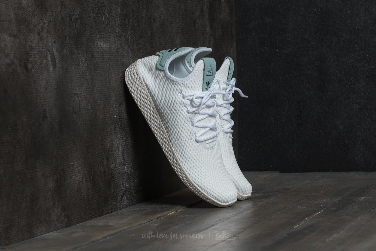 663db0d538fa9 adidas Pharrell Williams PW Tennis HU Ftw White  Ftw White  Tactile ...