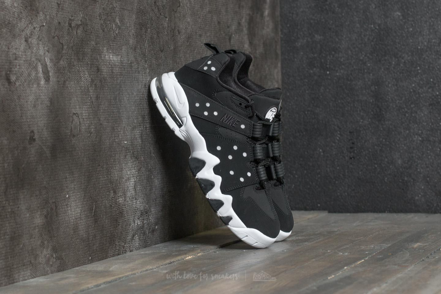 purchase cheap ace91 64c52 Nike Air Max2 CB 94 Low Black/ White/Black | Footshop