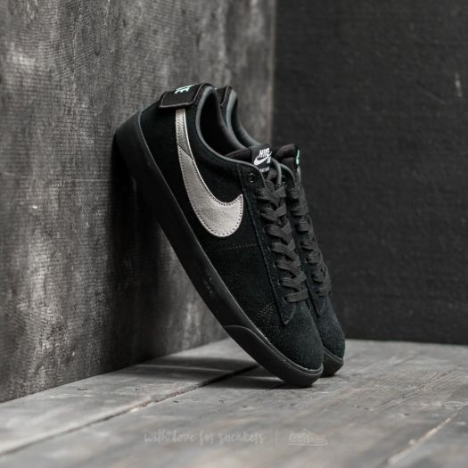 huge discount 20d8e dc1e6 Nike SB Blazer Zoom Low GT Black/ White-Black | Footshop
