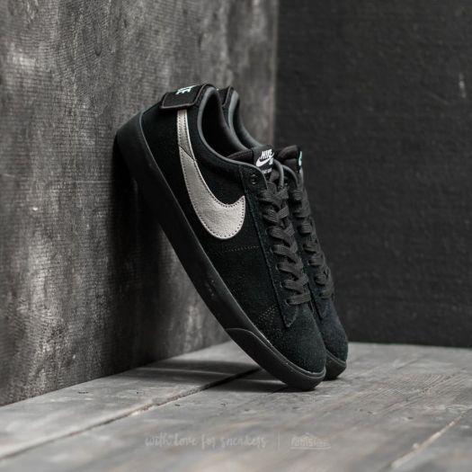 huge discount dce41 8a7b1 Nike SB Blazer Zoom Low GT Black/ White-Black | Footshop