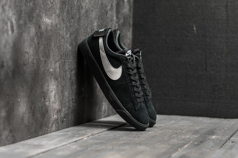 the latest 455fe e292b Nike SB Blazer Zoom Low GT. Black White-Black