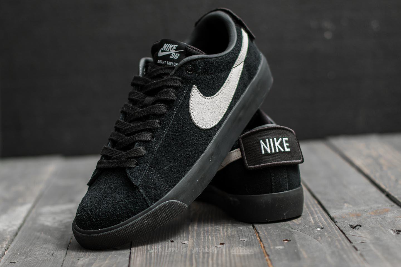 huge discount 28880 930bf Nike SB Blazer Zoom Low GT Black/ White-Black | Footshop