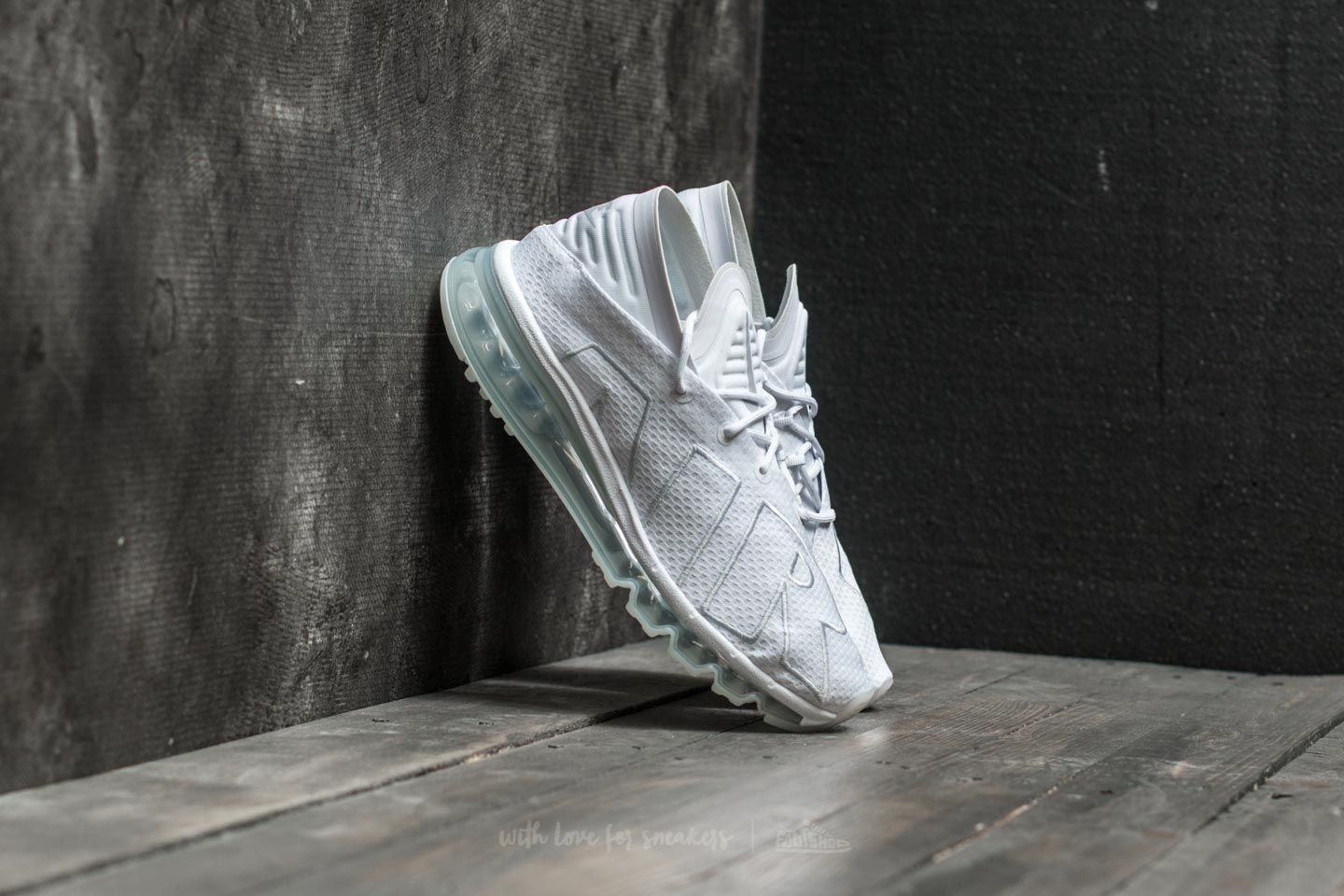 a7eff90d960 Nike Air Max Flair White  Pure Platinum