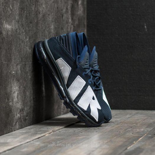 Nike Air Max Flair Dark Obsidian White | Footshop