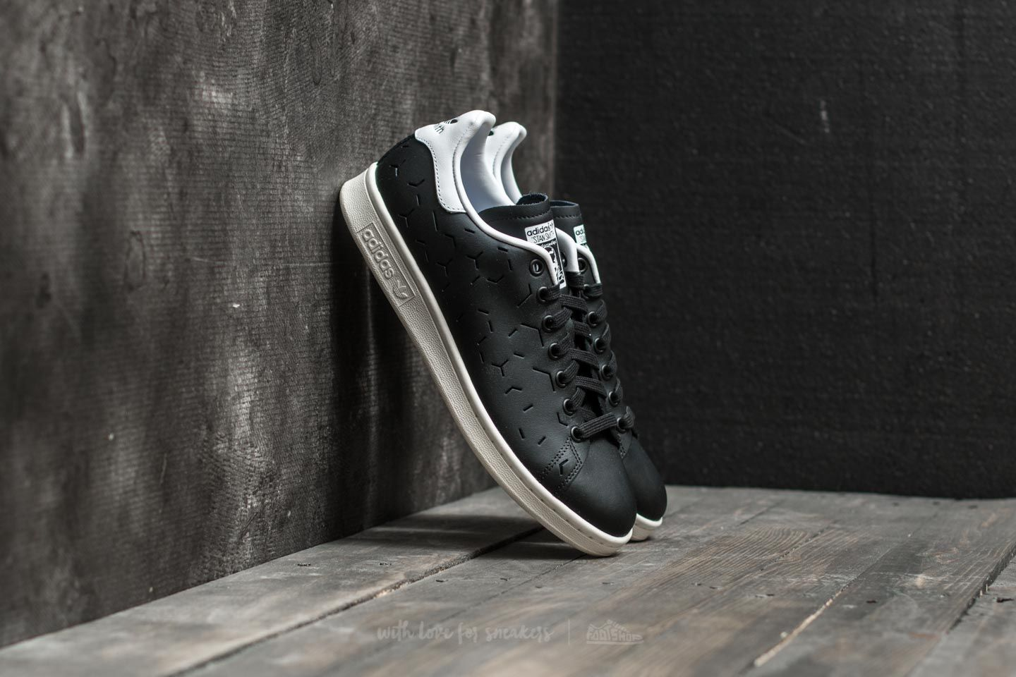 adidas Stan Smith W Core Black Core Black Ftw White | Footshop