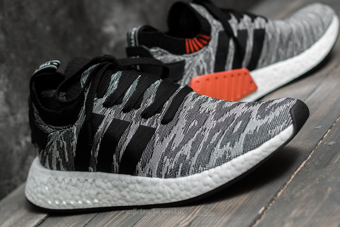 adidas NMD_R2 Primeknit in NOSS