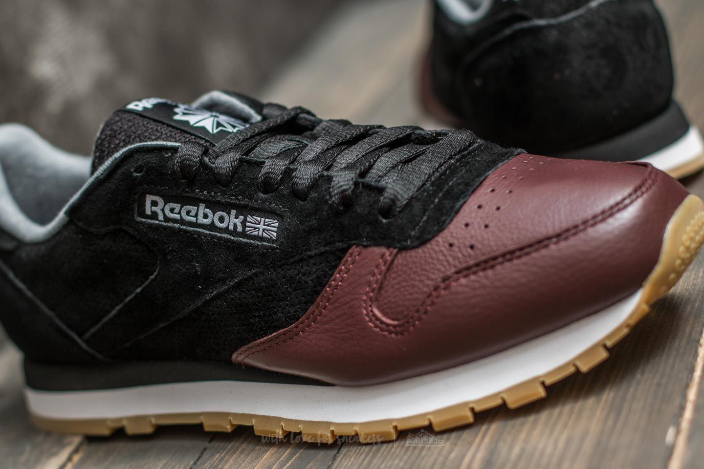 Reebok Classic Leather LS in schwarz BS5079 | everysize