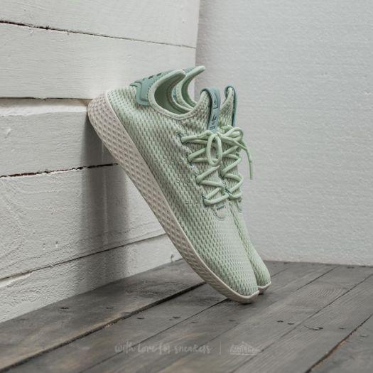 adidas Pharrell Williams PW Tennis HU Linen Green Linen