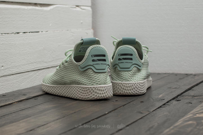 adidas Pharrell Williams PW Tennis HU Linen Green Tactile