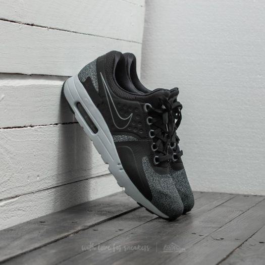 Nike Air Max Zero Essential Black Black Anthracite | Footshop