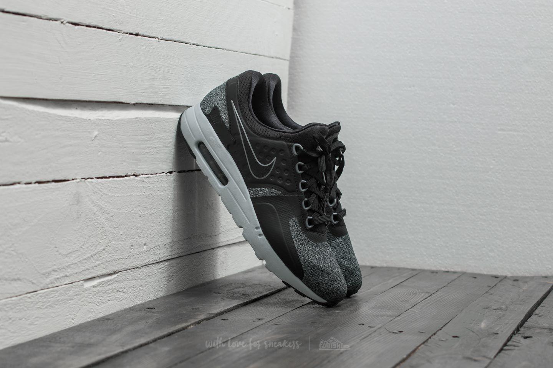 buy popular 0af94 00f1a Nike Air Max Zero Essential. Black  Black-Anthracite