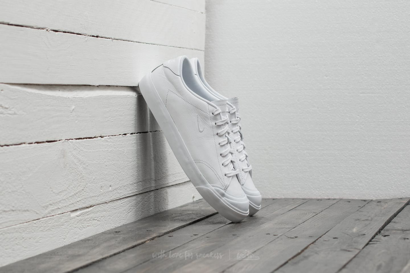shoes Nike All Court 2 Low Leather