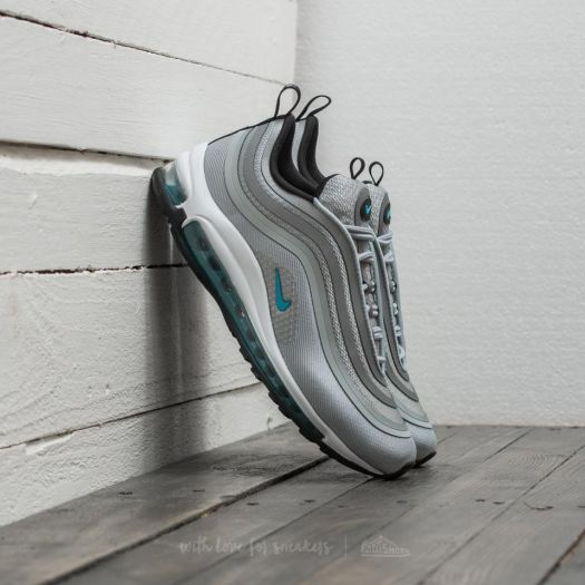 Nike W Air Max 97 Ultra ´17 Wolf Grey Marina Blue Black | Footshop
