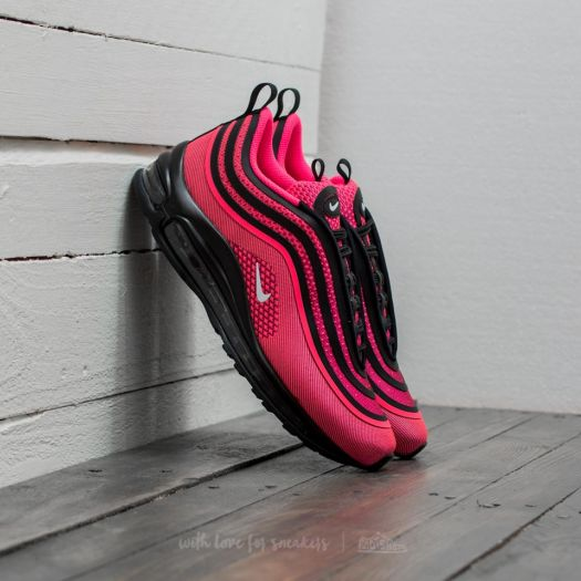 Nike Air Max 97 Ultra 17 (GS) Black Racer Pink White | Footshop