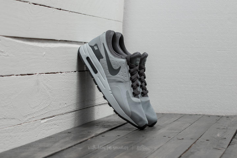 ada9f13bb0 Nike Air Max Zero Essential (GS) Wolf Grey/ Dark Grey | Footshop