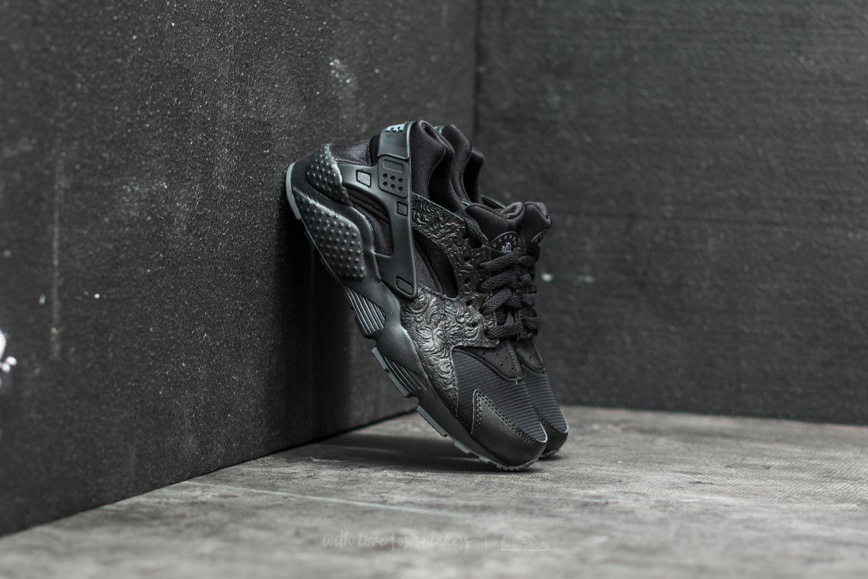 huge selection of f2729 c6fbe Nike Huarache Run SE (GS). Black  ...