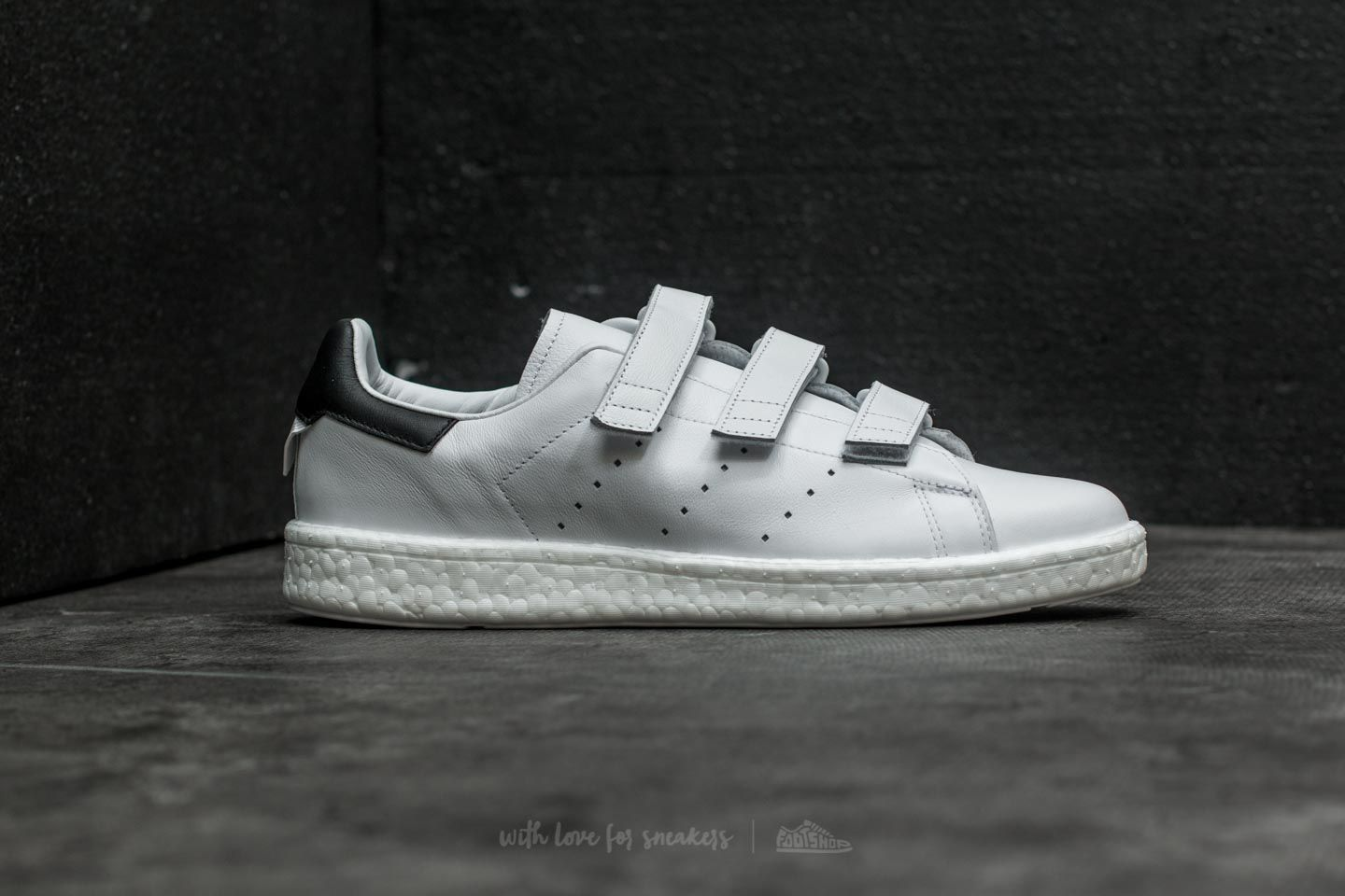 reputable site d431a 709a4 adidas x White Mountaineering Stan Smith CF Ftw White/ Ftw ...