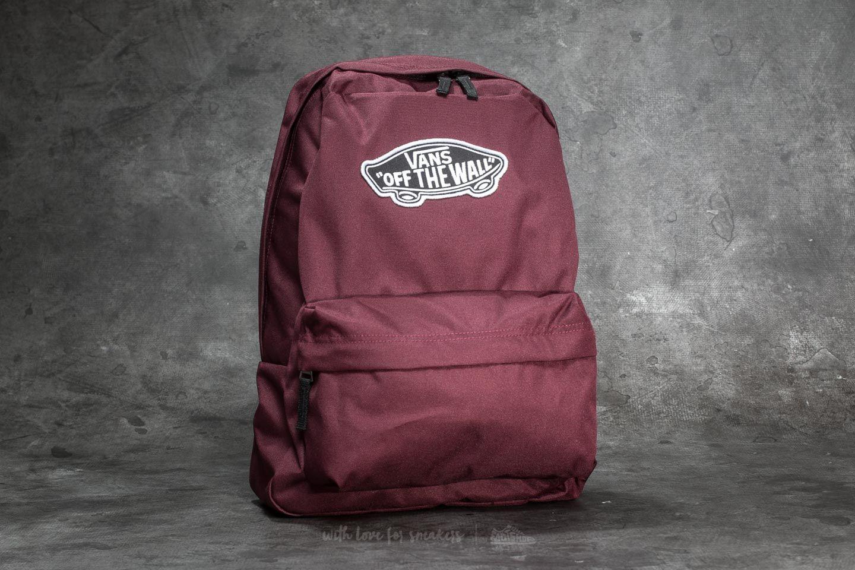 98ba18946817 Vans Realm Backpack Port Royale