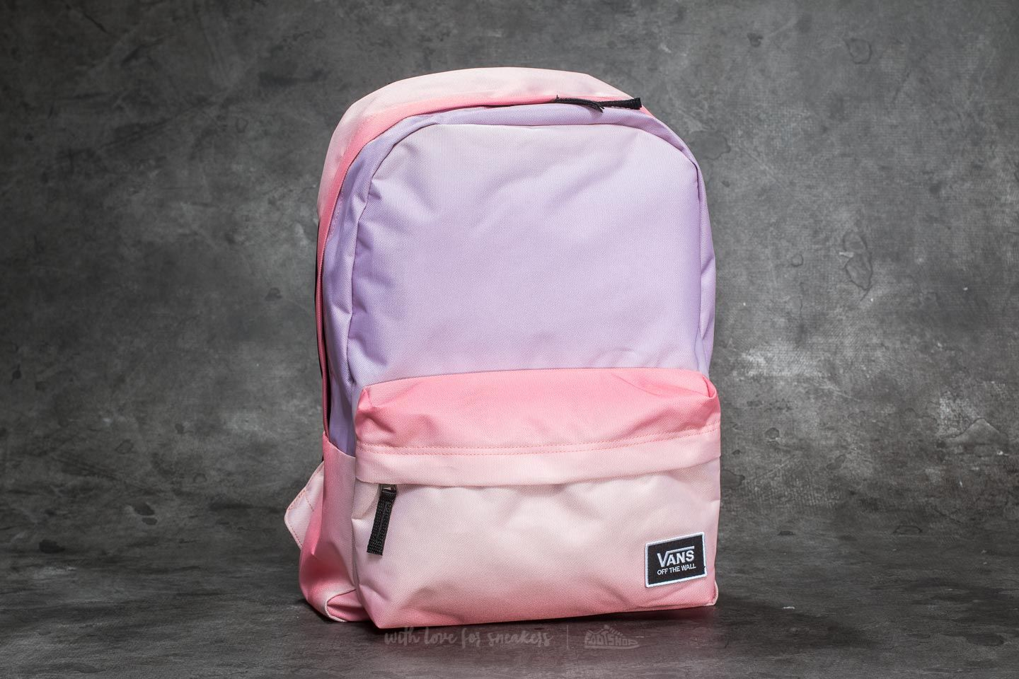 cb8b680822 Vans Realm Classic Backpack Blossom Gradient
