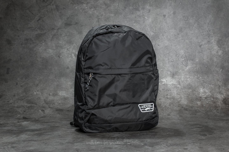 dd9cfd9d3373cd Vans Pep Squad Backpack Black