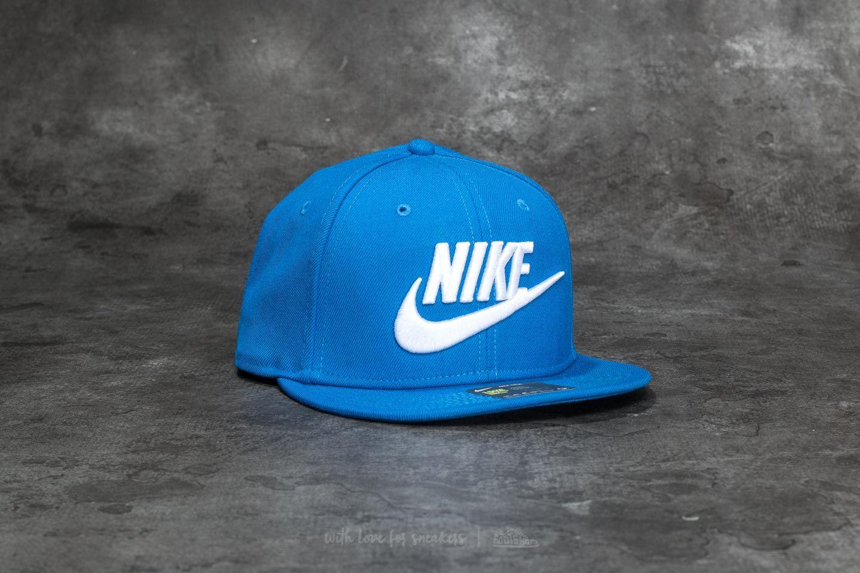 91f5971de09 Nike Futura True 2 Hat Blue Jay  White