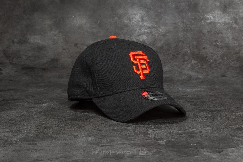 9b0d42a7 New Era 9Forty The League San Francisco Giants Cap Black | Footshop