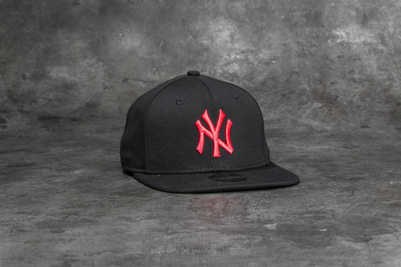 New Era 9Fifty Jersey Pop New York Yankees Cap Black/ Pink
