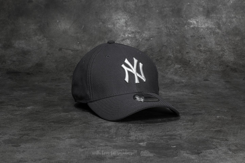 4b80cdc8ece New Era 39Thirty Diamond Era Essential New York Yankees Cap Navy ...