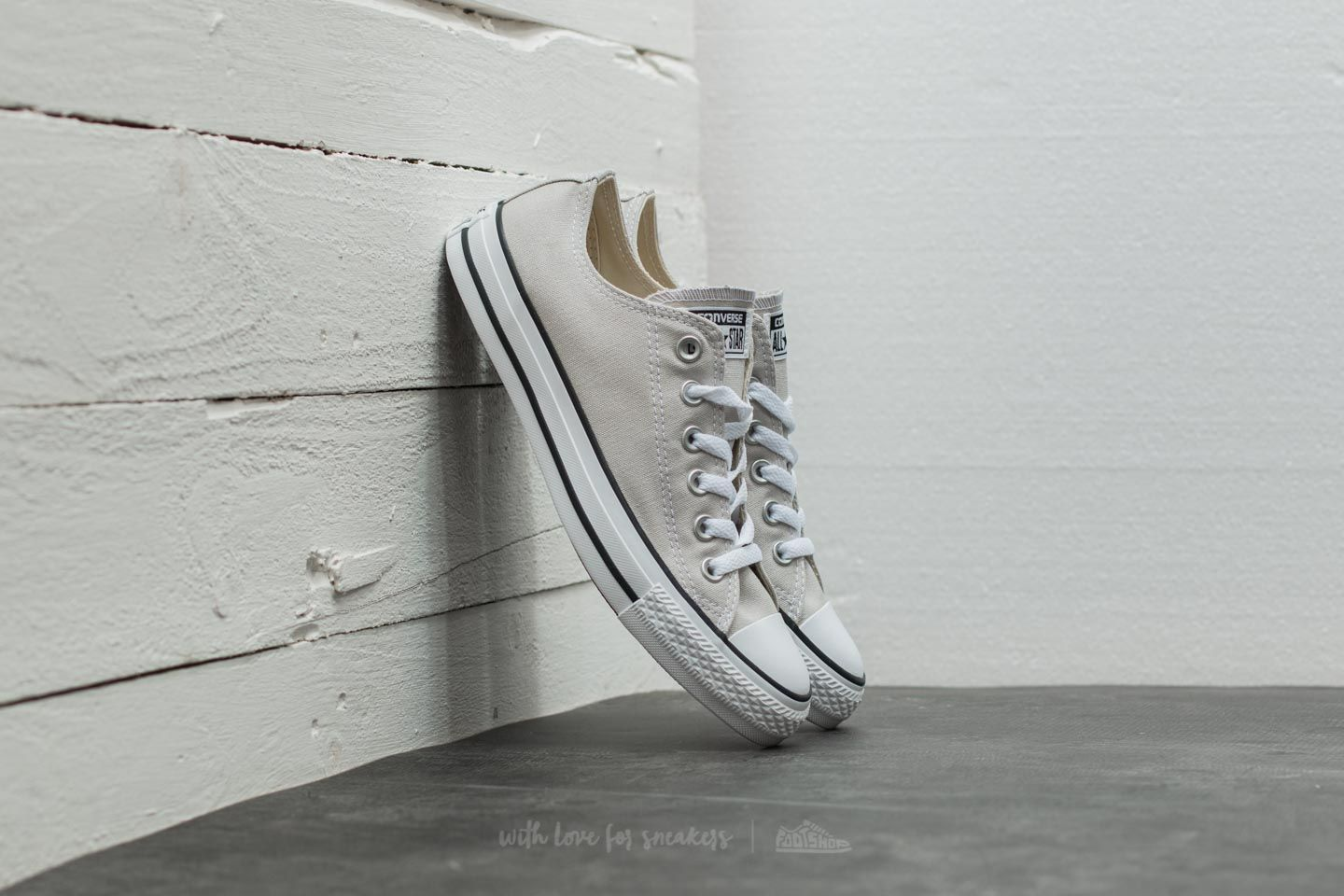 Converse All Star Ox chaussures pale putty dans le shop EKKNNH