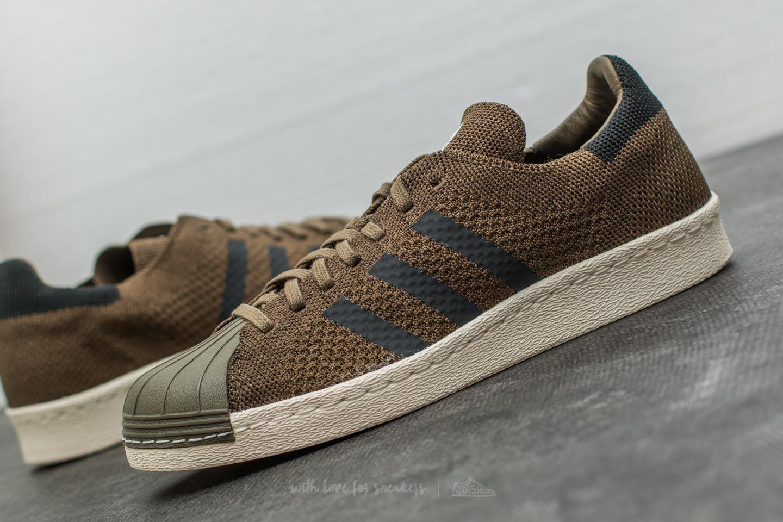Adidas Originals Superstar 80S Olive Sneakers