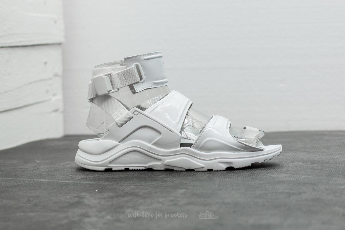 verkkosivusto alennus verkkokauppa mistä ostaa Nike Wmns Air Huarache Gladiator QS Summit White/ Summit ...