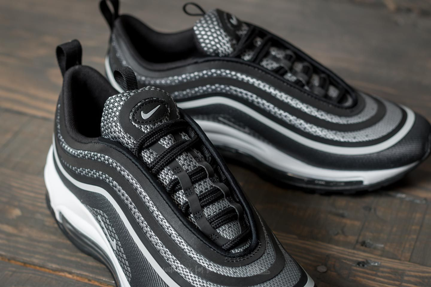 Nike Air Max 97 Black Pure Platinum