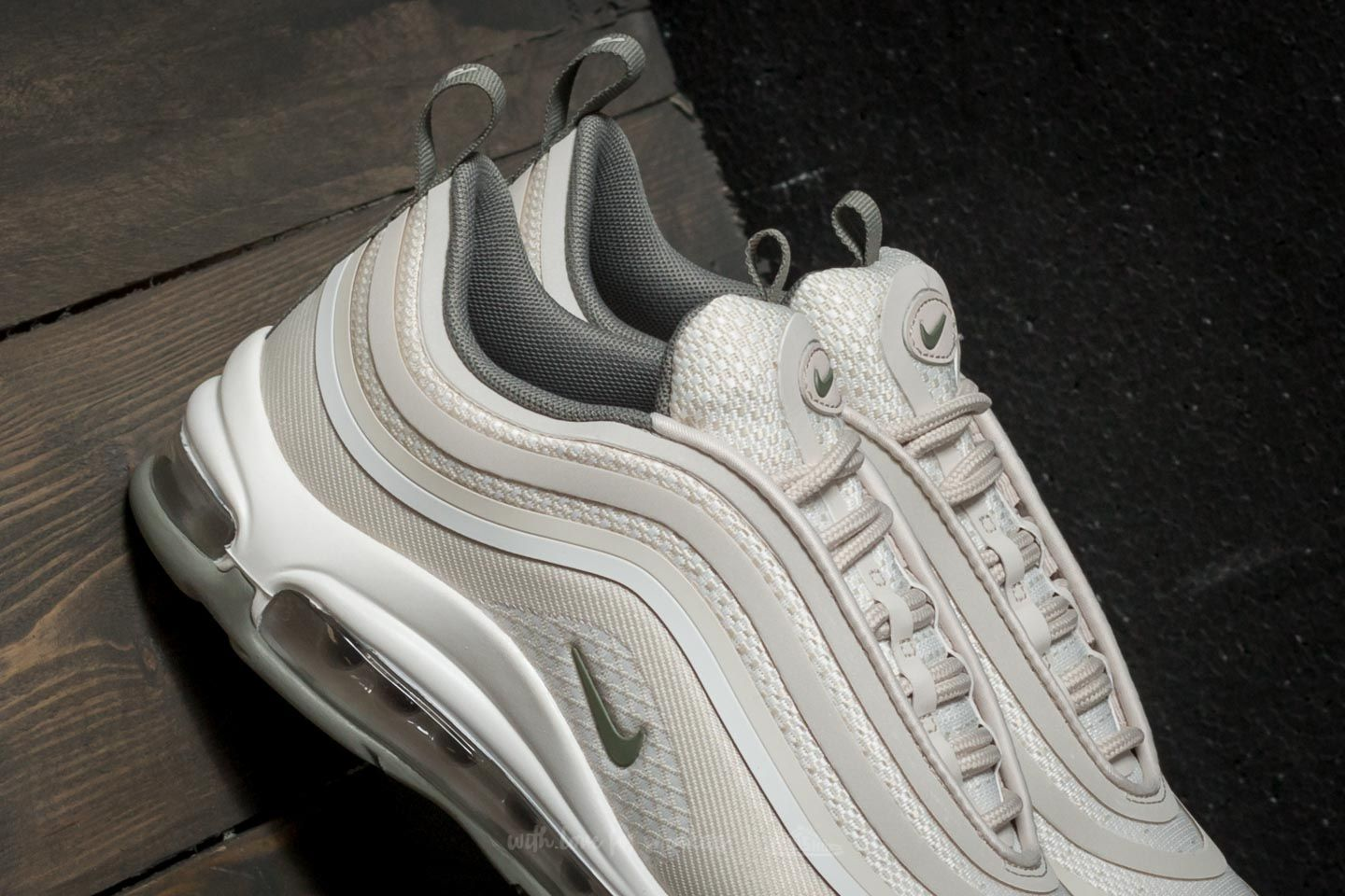 Nike Wmns Air Max 97 Ultra '17 Light Orewood Brown Dark Stucco | Footshop