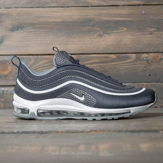 Nike Air Max 97 Ultra '17 Midnight Navy White Cool Grey | Footshop