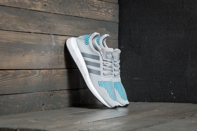 c15a6bb58 adidas Swift Run Grey Two  Grey Three  Ftw White