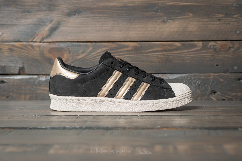Adidas Black Superstar 80s 999 W