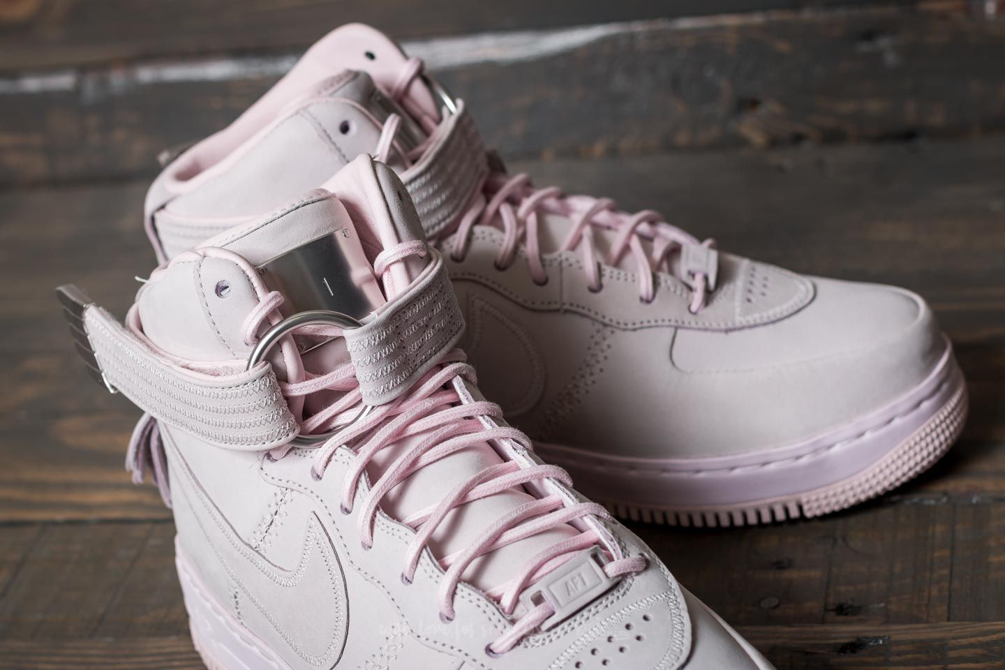 free shipping c7ebc 17e9d Nike Air Force 1 High SL Pearl Pink/ Pearl Pink | Footshop