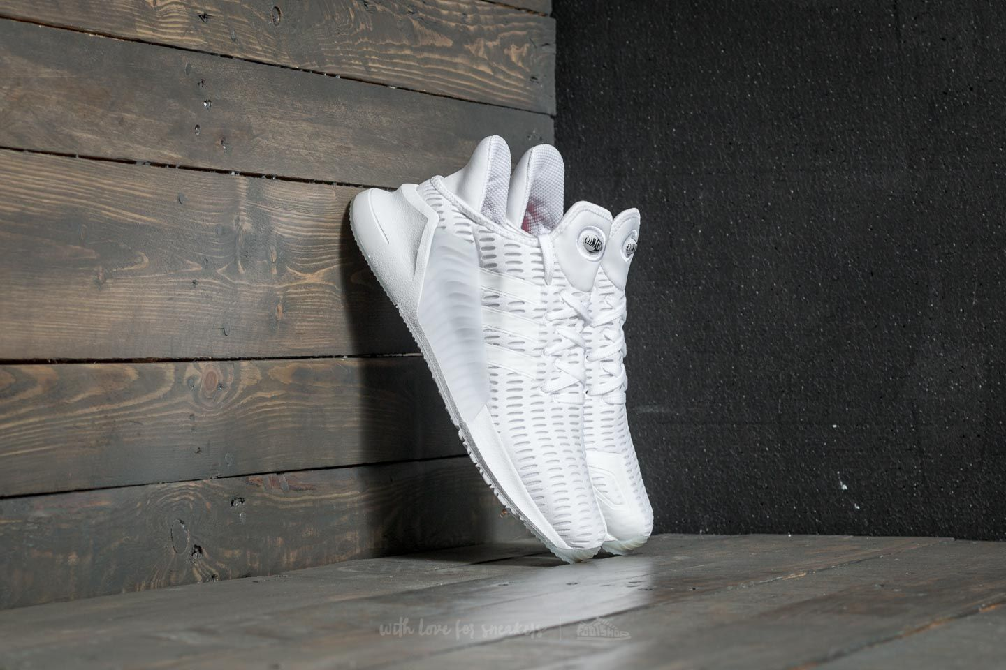 brand new 7cbee 2b815 adidas Climacool 02/17 Ftw White/ Ftw White