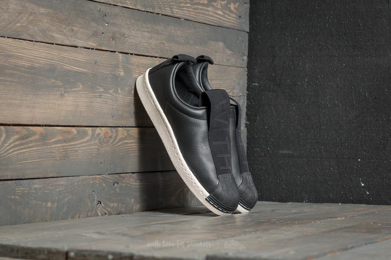 adidas Superstar Brand With 3 Stripes Slip On W Core Black/ Core Black/ Off White za skvělou cenu 2 690 Kč koupíte na Footshop.cz